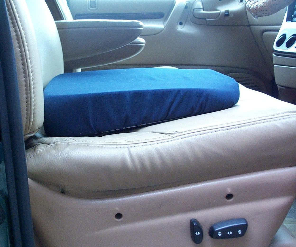 Driver Seat Cushion Wedge