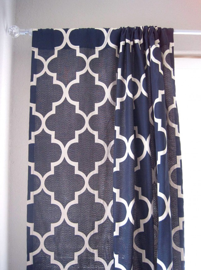 Gray Velvet Curtains 108