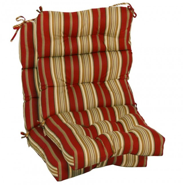 High Back Outdoor Chair Cushions Australia
