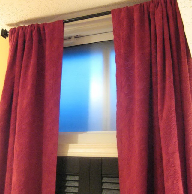 Ideas For Curtains For Small Windows
