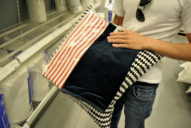 Ikea Sanela Cushion Cover