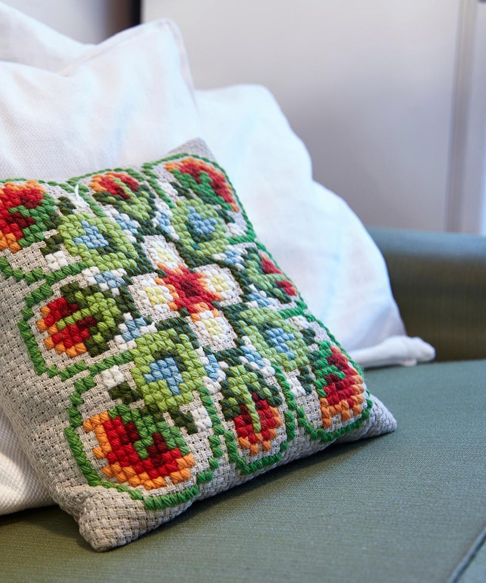 Ikea Stockholm Cushion Cover