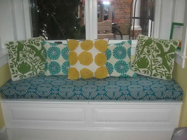 Kitchen Bench Cushions Pads