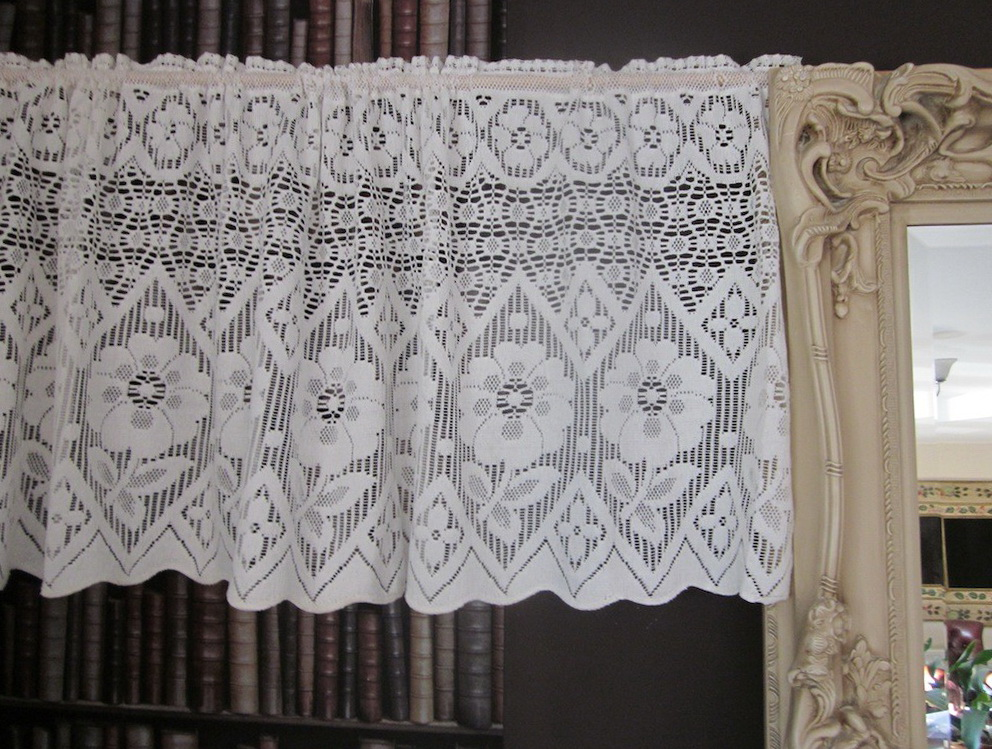 Lace Cafe Curtains Uk