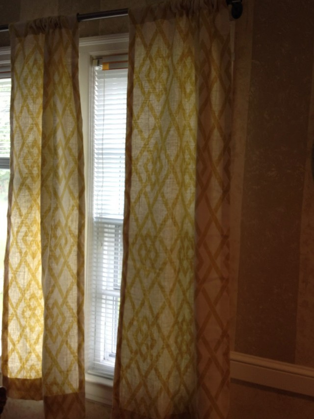 Large Curtain Rods Sale