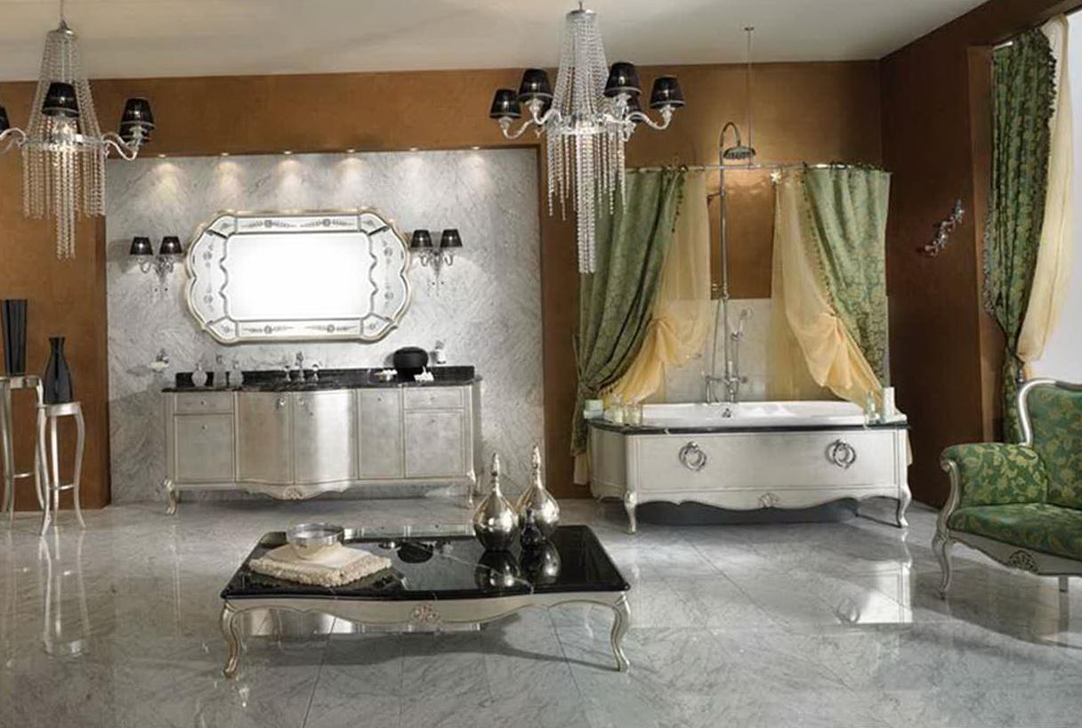 Luxury Shower Curtain Ideas