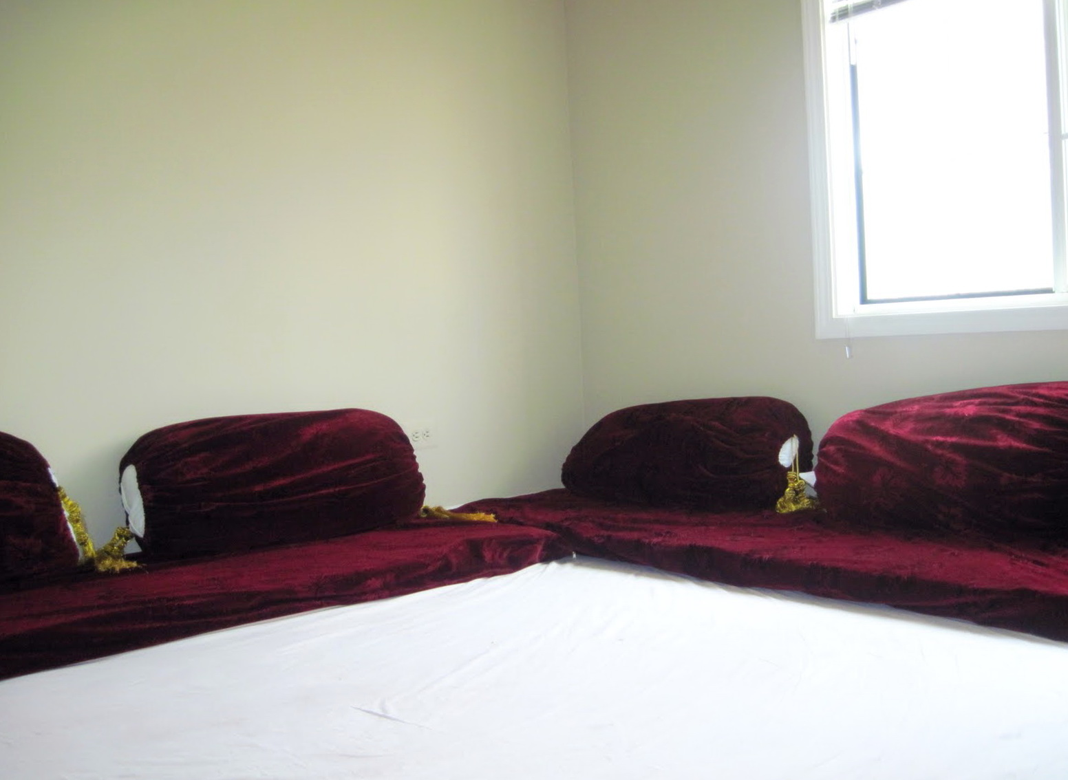 Middle Eastern Floor Seating Cushions
