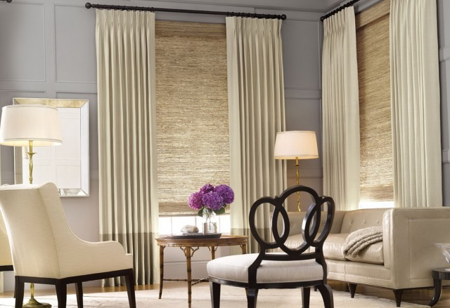 Modern Contemporary Window Curtains