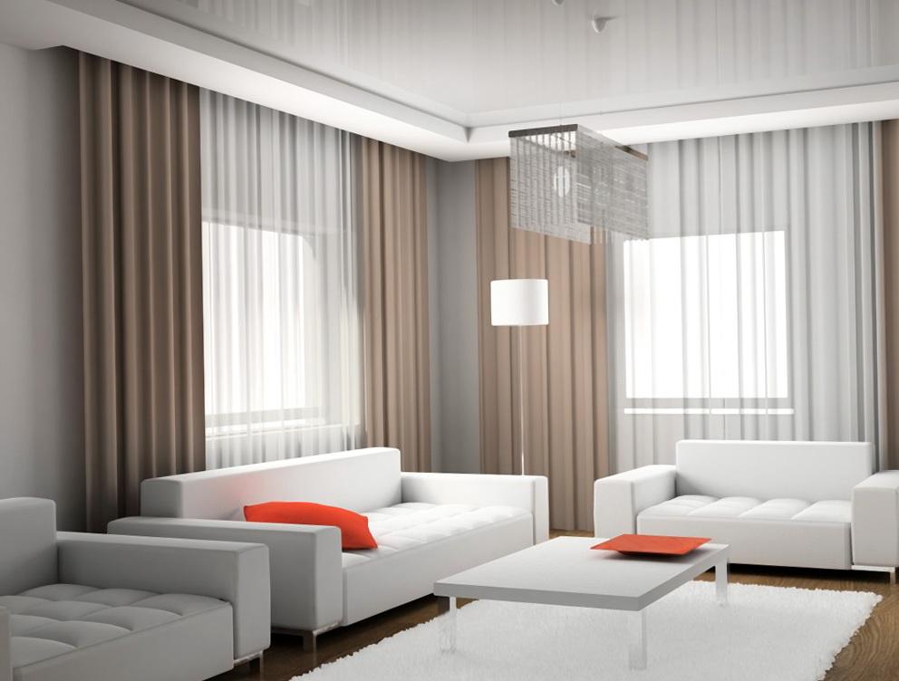 Modern Curtain For Living Room