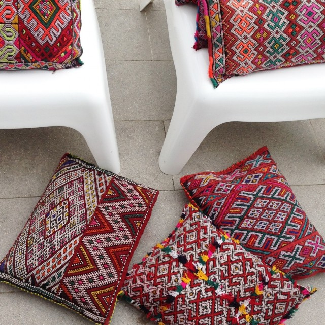 Moroccan Floor Cushions Wholesale