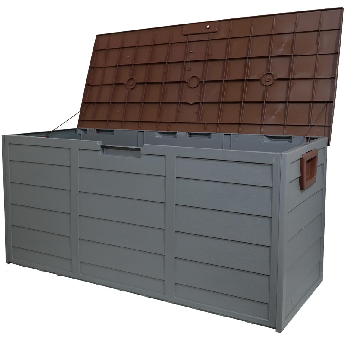 Outdoor Cushion Storage Box Home Depot
