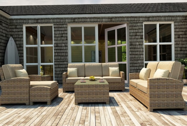 Outdoor Loveseat Cushion Covers