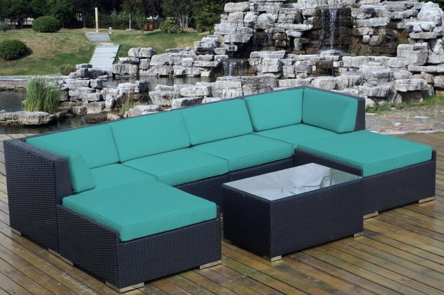 Outdoor Patio Furniture Cushions Sunbrella