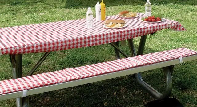 Picnic Table Cushions Canada
