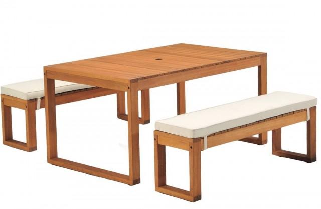 Picnic Table Seat Cushions