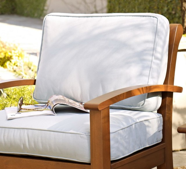 Pottery Barn Bench Cushions