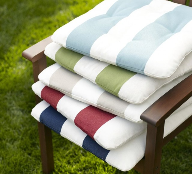 Pottery Barn Chair Cushions