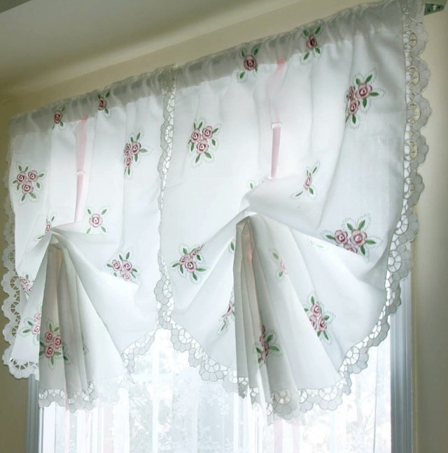 Pull Up Curtains How To Make