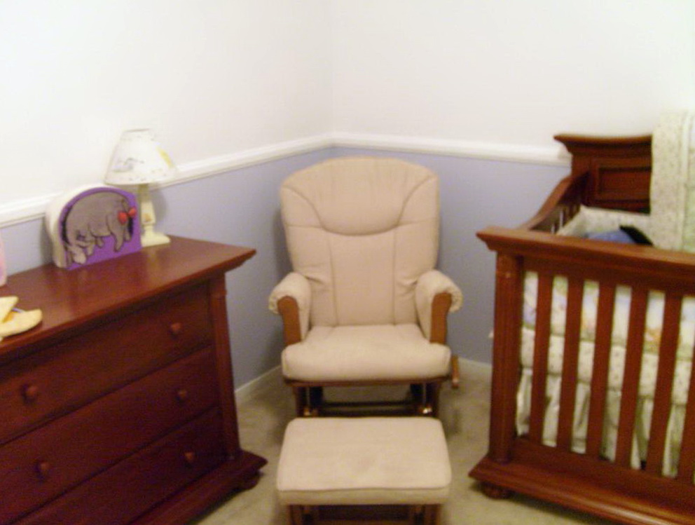 Replacement Glider Cushions For Nursery