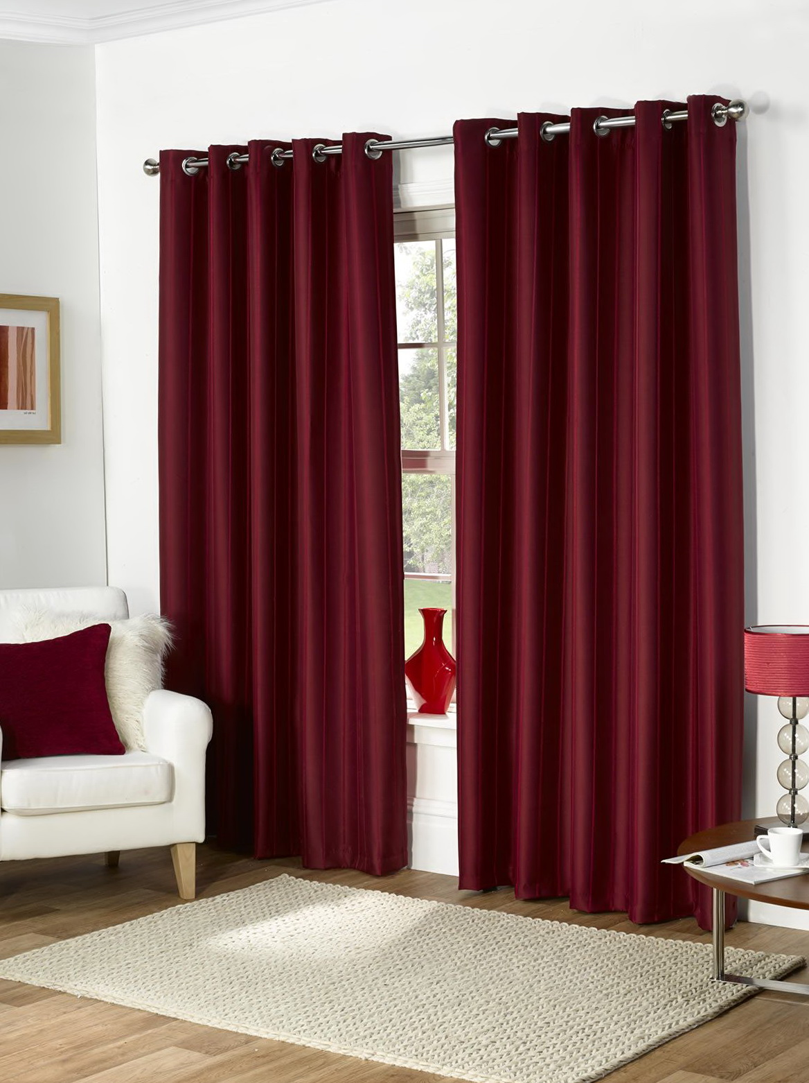 Ring Top Curtains 90x90