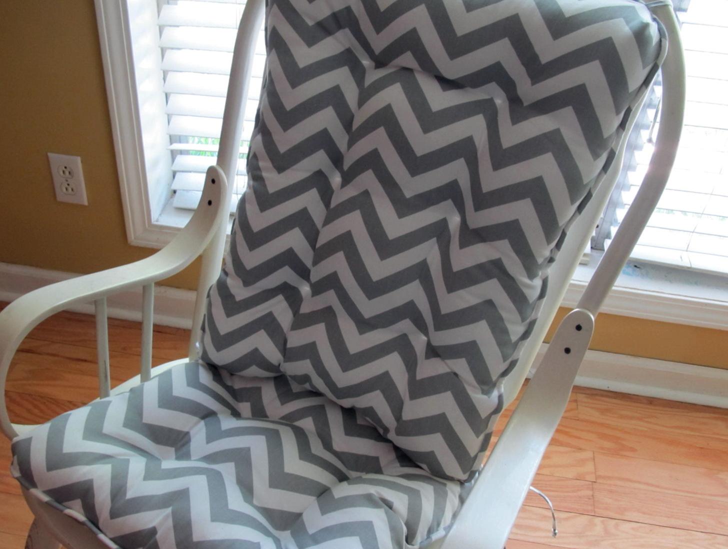 Rocking Chair Cushions Nursery Uk