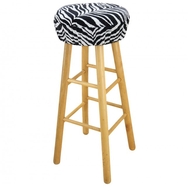 Round Bar Stool Cushion Covers