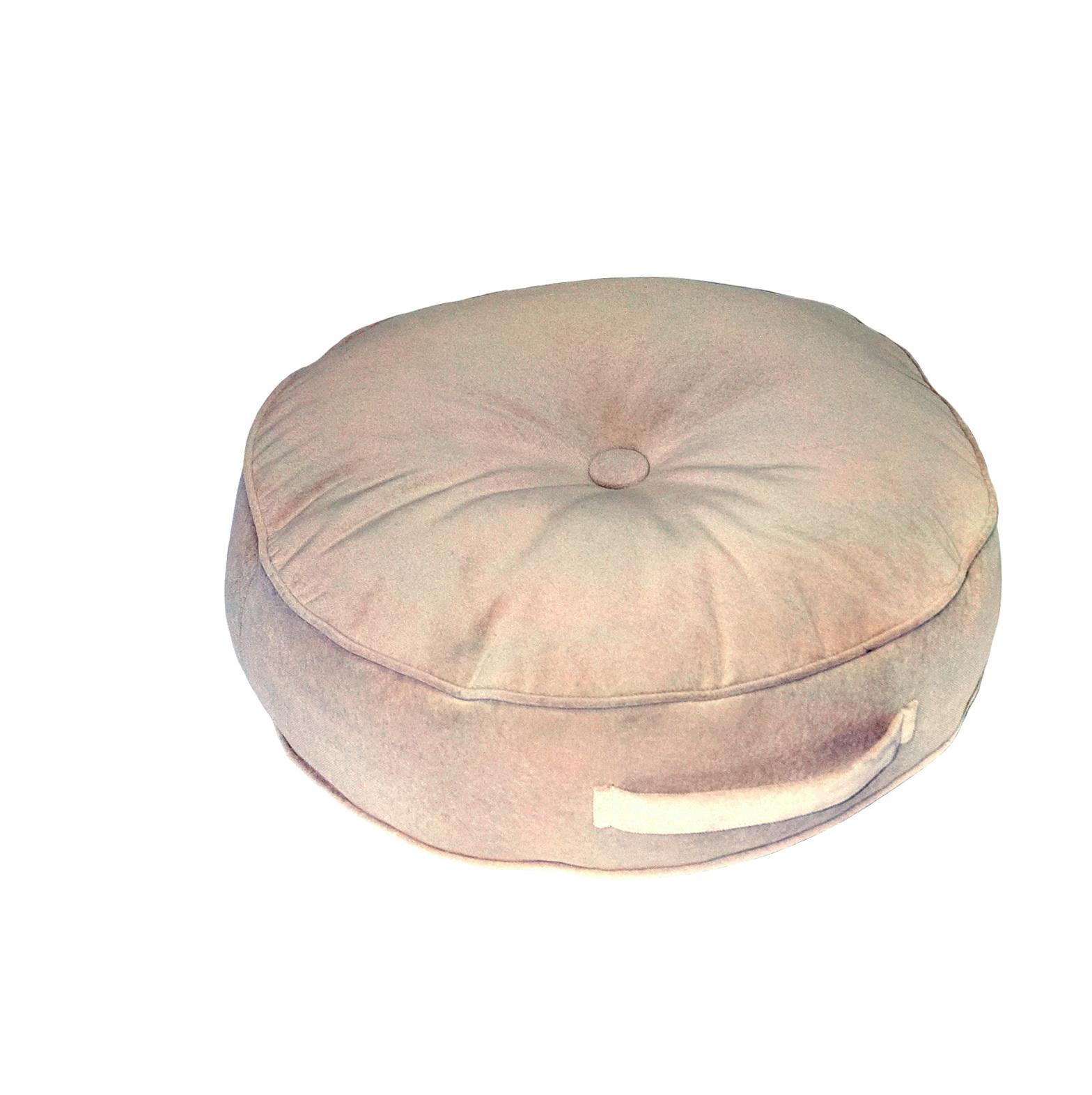 Round Floor Cushion Pads