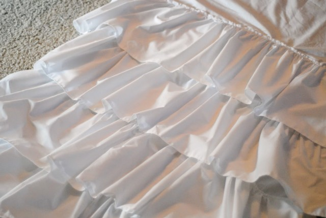Ruffle Curtain Panel Tutorial