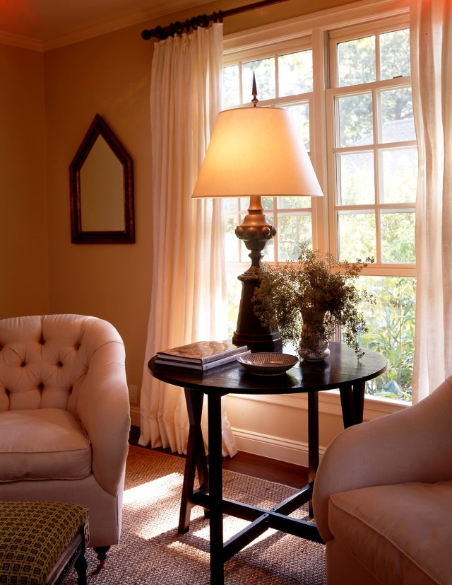 Sheer Curtain Ideas For Living Room