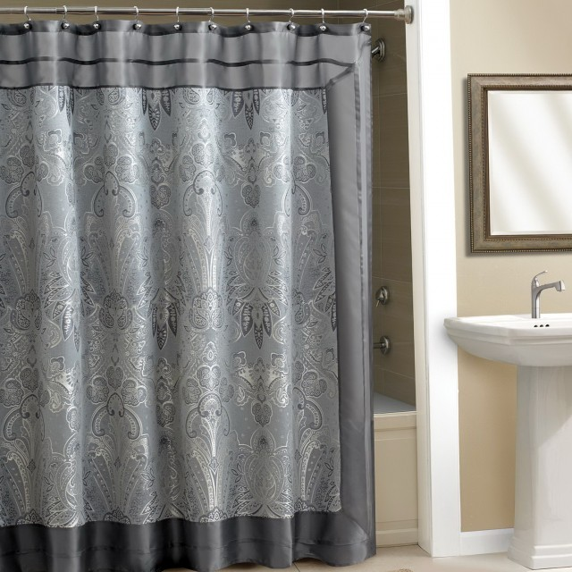 Spa Bathroom Shower Curtains