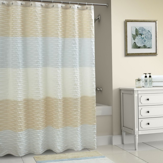 Spa Like Shower Curtain