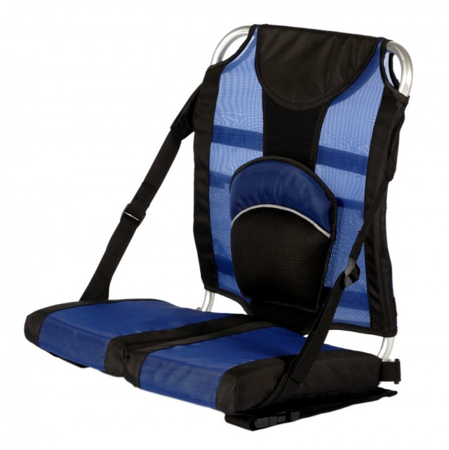 Stadium Seat Cushion With Back Support