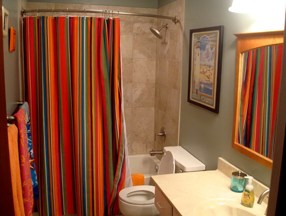 Striped Shower Curtains Uk