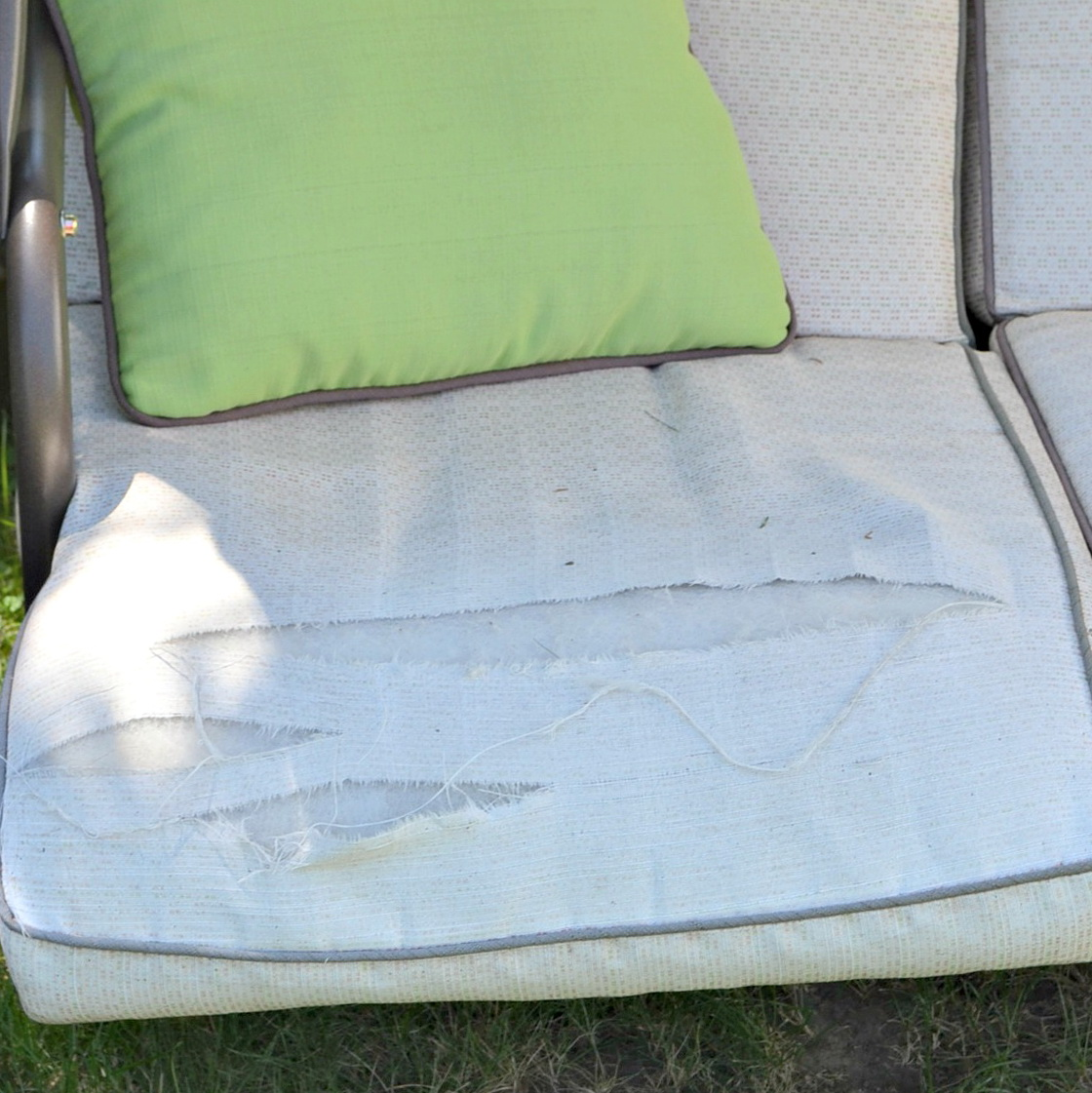 Swing Cushions Replacement Outdoors