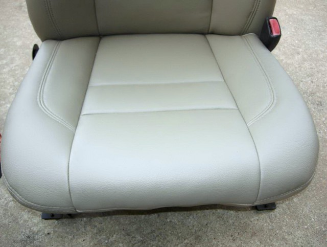 Truck Seat Cushion Replacement