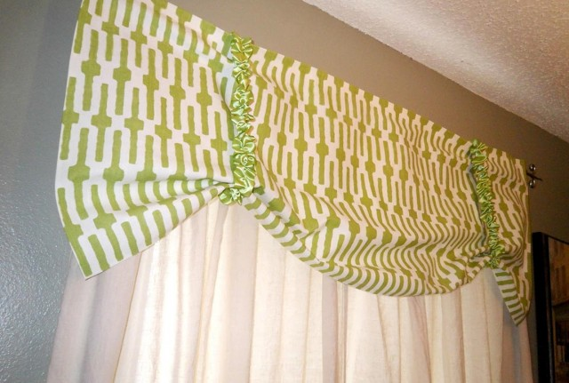 Valance Curtain Patterns To Sew