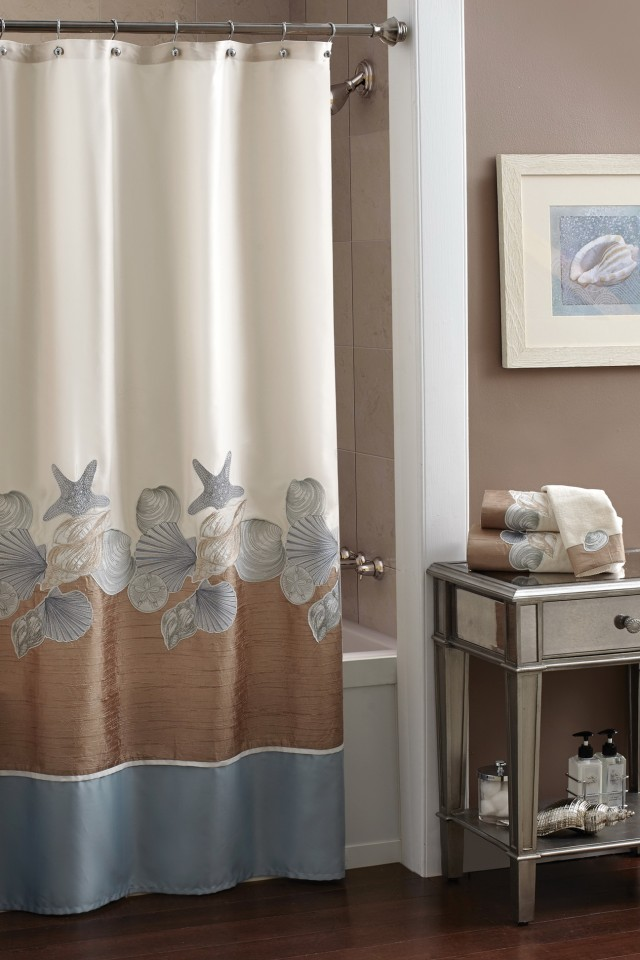 Watershed Shower Curtain Collection