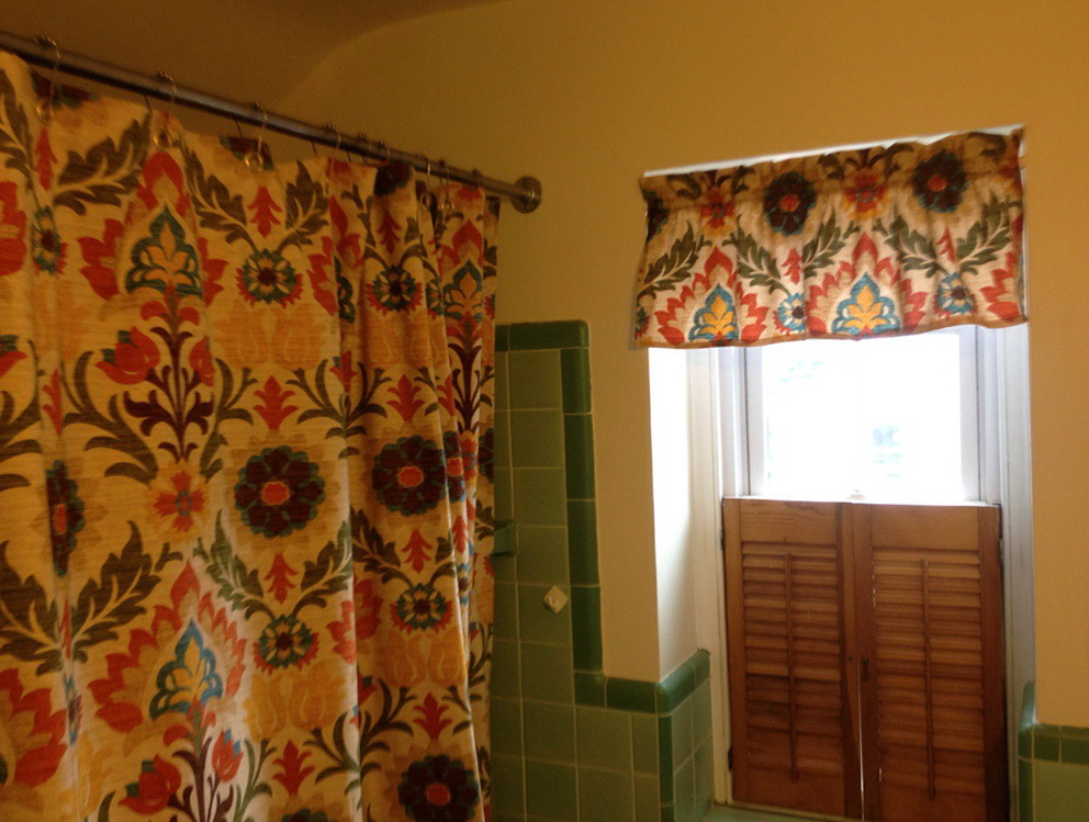 Where To Buy Shower Curtains With Matching Window Curtains