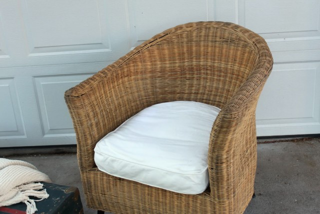 Wicker Furniture Replacement Cushions Walmart