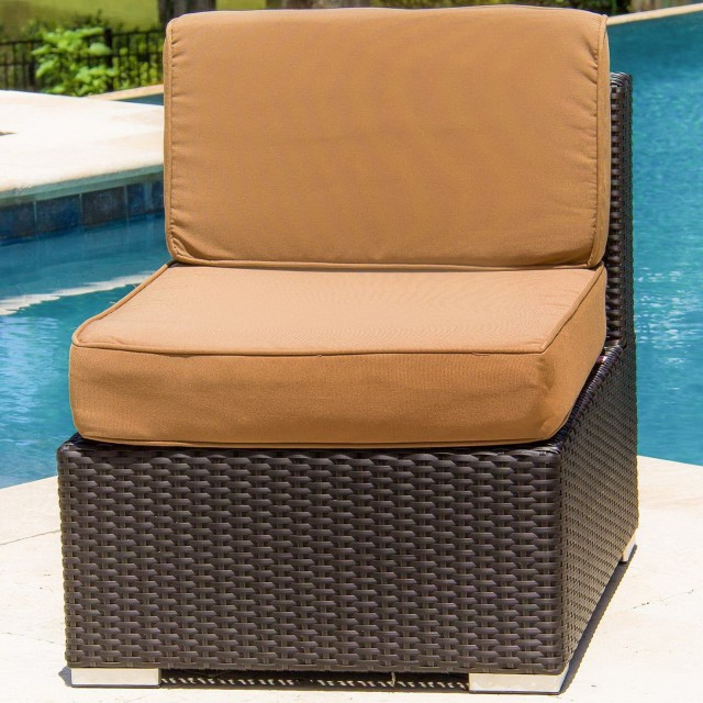 Wicker Loveseat Cushions Walmart