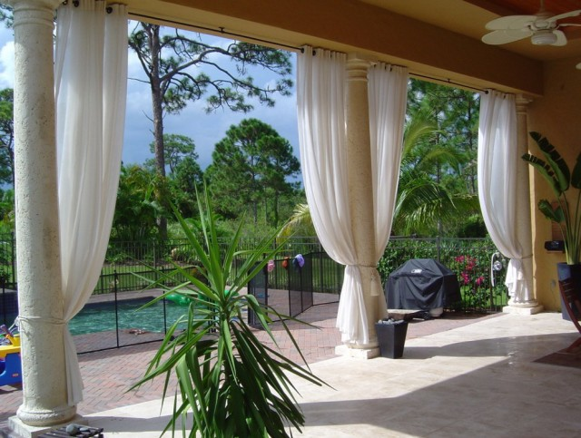 12 Ft Curtain Rod Lowes