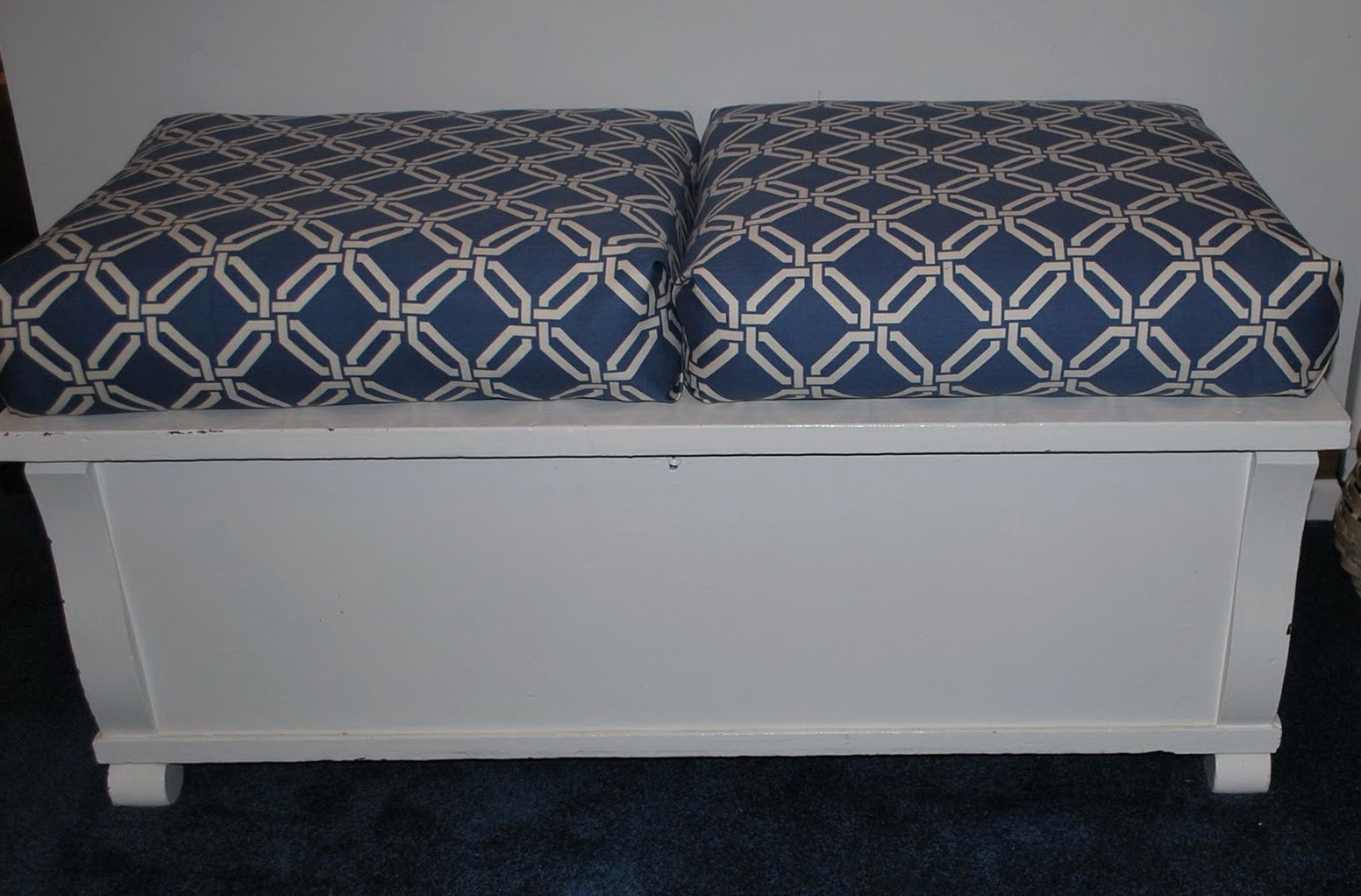 Box Cushion Covers For Sale