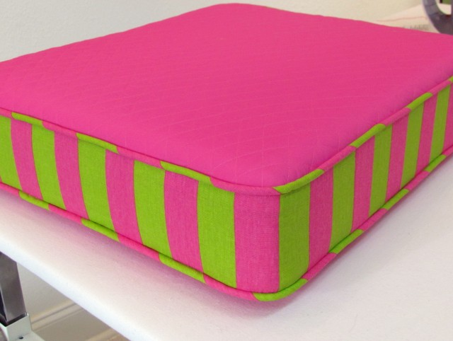 Box Cushion Covers Tutorial