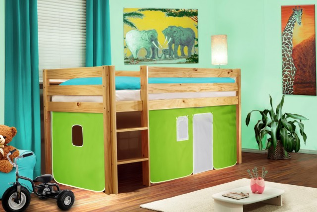 Bunk Bed Curtain Set