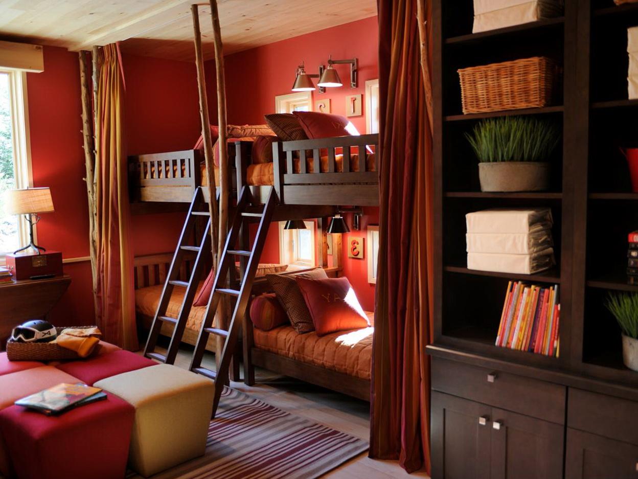 Bunk Bed Curtains Dorm