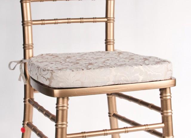 Chiavari Chair Cushions Rental