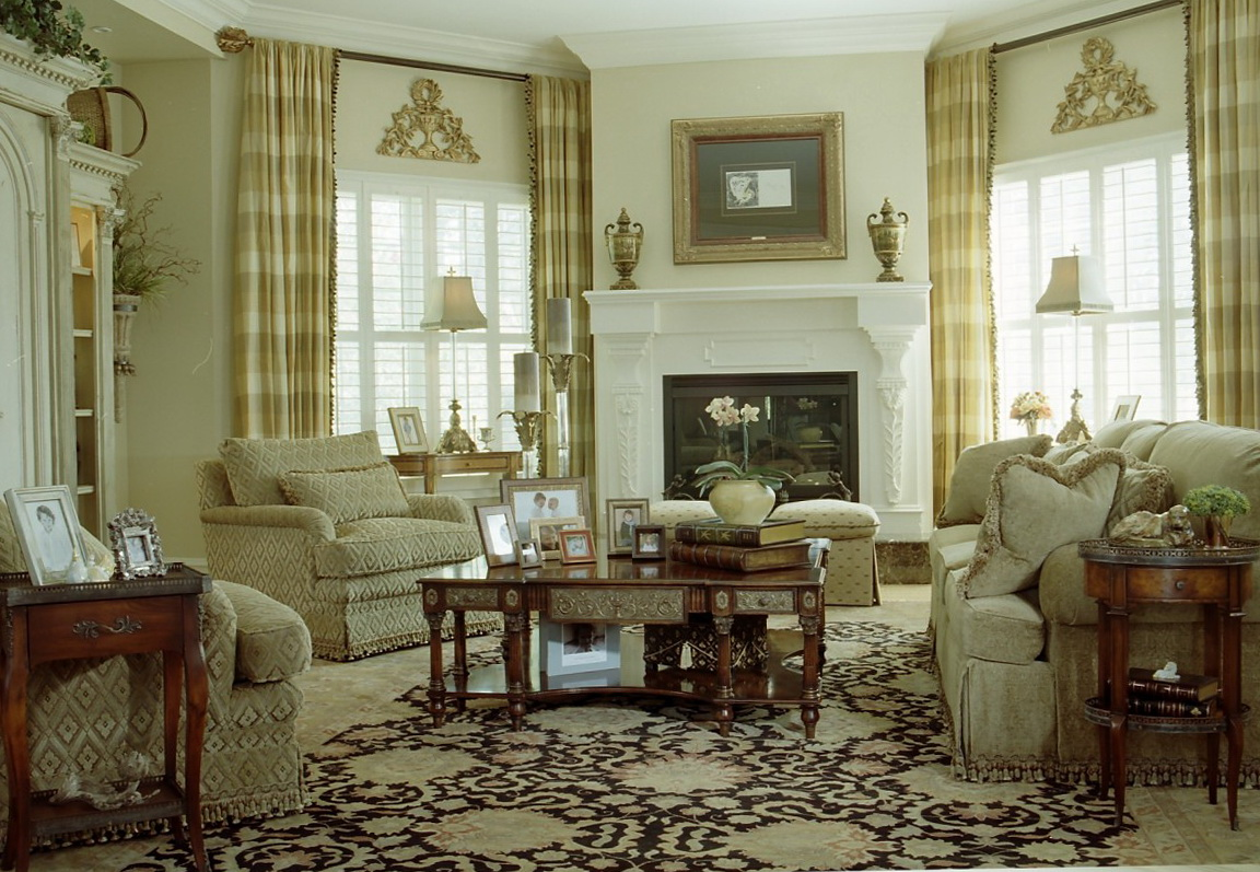Curtain Ideas For Small Living Room Windows
