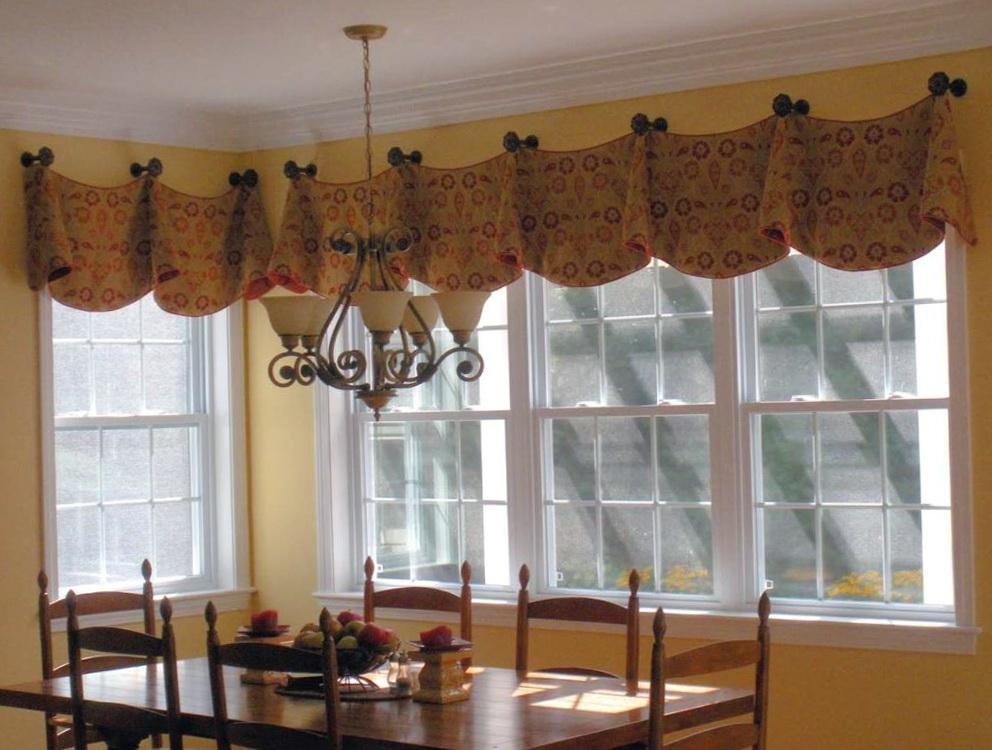 Diy Curtain Valance Ideas