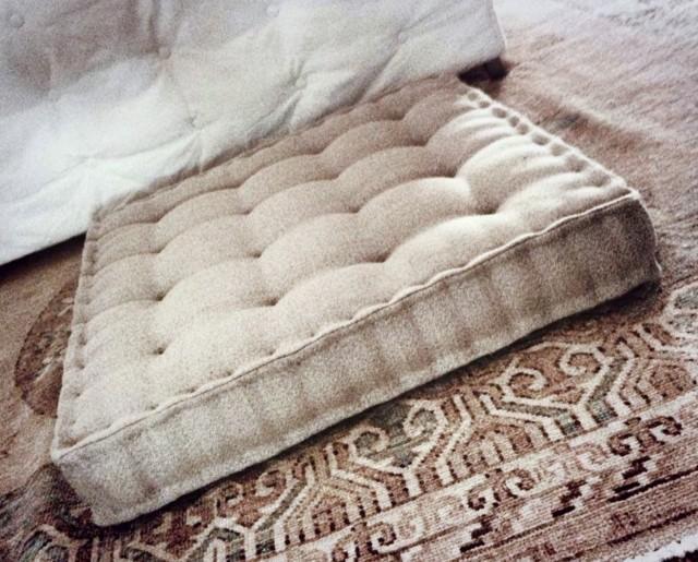 French Mattress Floor Cushion