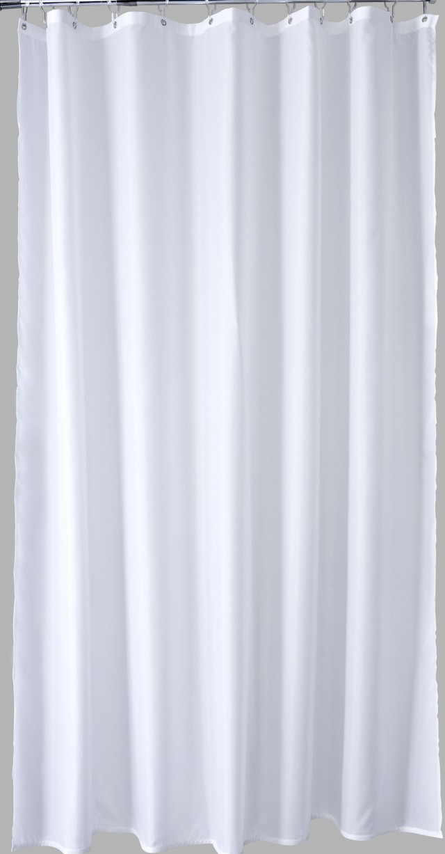 Long White Curtains Cheap